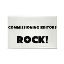 Commissioning Editors ROCK Rectangle Magnet