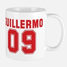 GUILLERMO 09 Mug