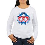 LOVEMATISM Women's Long Sleeve T-Shirt