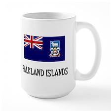 Falkland Islands Flag Mug