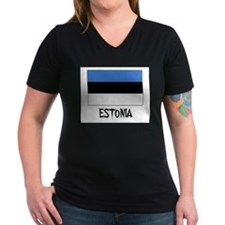 Estonia Flag Shirt