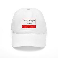 McCain Palin Drill Baby Drill Cap