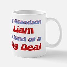 Grandson Liam - Big Deal Mug