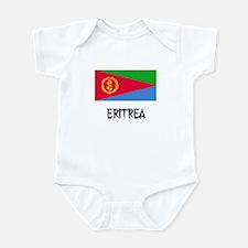 Eritrea Flag Infant Bodysuit