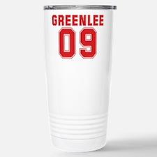 GREENLEE 09 Stainless Steel Travel Mug