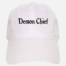 Demon Chief Baseball Baseball Cap