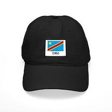 Congo Flag Baseball Hat