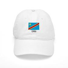 Congo Flag Baseball Cap
