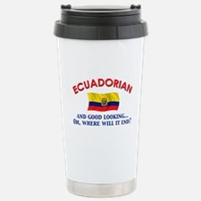 Good Lkg Ecuadorian 2 Travel Mug