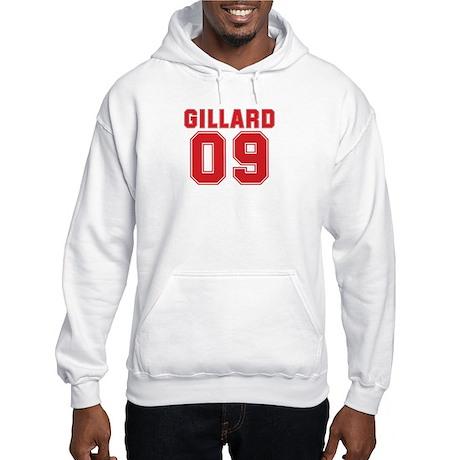 GILLARD 09 Hooded Sweatshirt