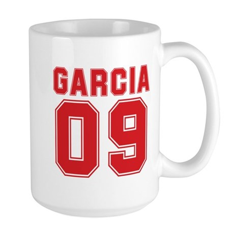 GARCIA 09 Large Mug