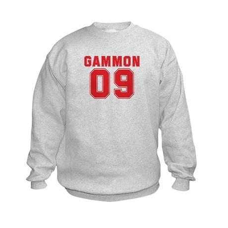 GAMMON 09 Kids Sweatshirt