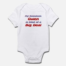 Grandson Owen - Big Deal Infant Bodysuit
