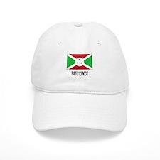 Burundi Flag Baseball Cap