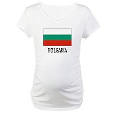 Bulgaria Flag Shirt