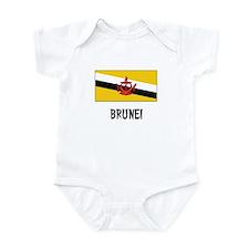 Brunei Flag Infant Bodysuit
