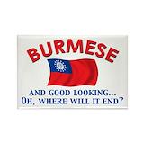Burma Magnets