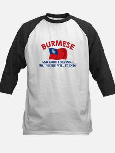 Good Lkg Burmese Tee