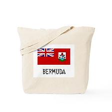 Bermuda Flag Tote Bag