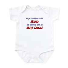 Grandson Rob - Big Deal Infant Bodysuit