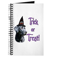 Black Lab Trick Journal