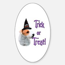 JRT Trick Oval Decal