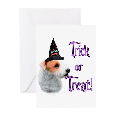 JRT Trick Greeting Card