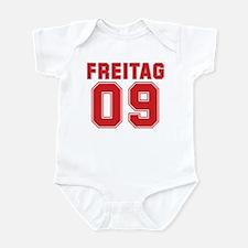FREITAG 09 Infant Bodysuit