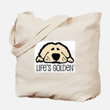 Life's Golden Tote Bag