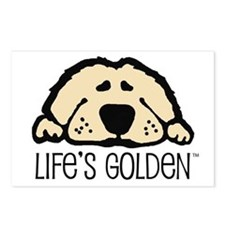 Life's Golden Postcards (Package of 8)