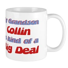 Grandson Collin - Big Deal Mug
