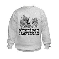 American Craftsman Distressed Sweatshirt
