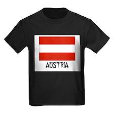 Austria Flag T