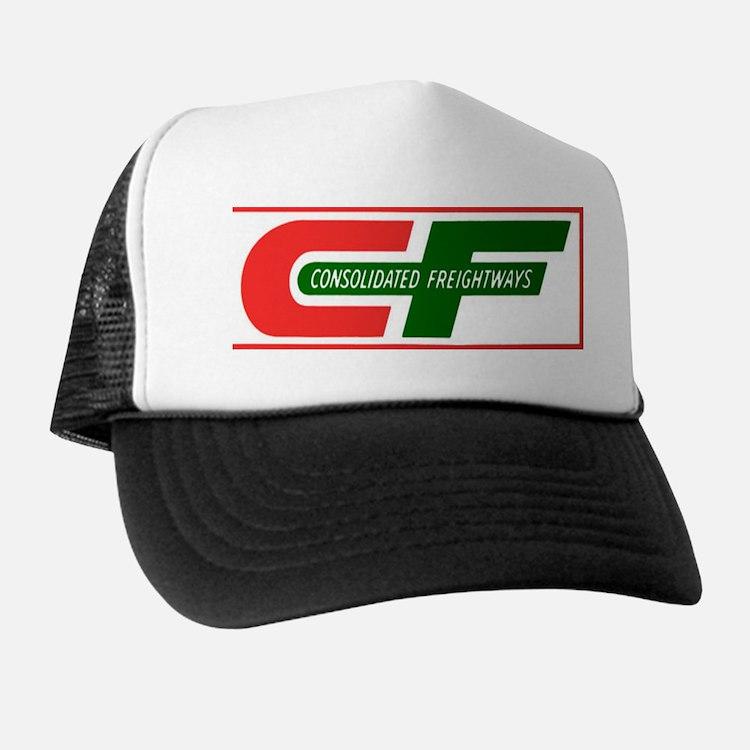 Consolidated Freightways Trucker Hat