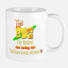 The Big Deal News. Mug