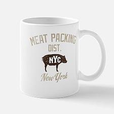 Meat Packing Dist. NYC Mug