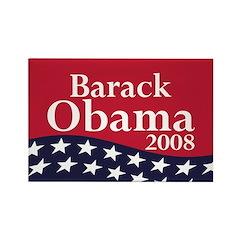 Barack Obama 2008 Political Magnet