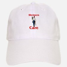 """Shriners Care"" Baseball Baseball Cap"