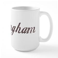 Vintage Birmingham Mug