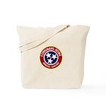 Mount Sunflower Tote Bag