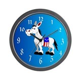 Democrats Wall Clocks