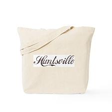 Vintage Huntsville Tote Bag