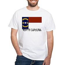 North Carolina Flag Shirt