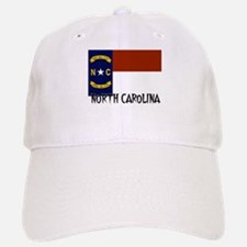 North Carolina Flag Baseball Baseball Cap