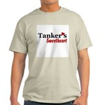 Tanker's Sweetheart Light T-Shirt