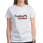 Tanker's Sweetheart Women's T-Shirt