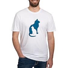 Feline Silhouettes Shirt