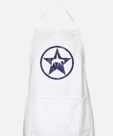 Western Pleasure Star Male Rider BBQ Apron