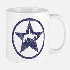 Western Pleasure Star Male Rider Mug
