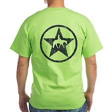 Western Pleasure Star Female Rider T-Shirt